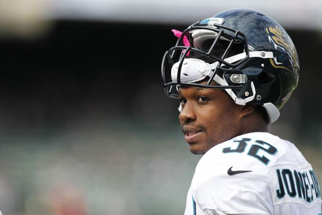 What Should the Jacksonville Jaguars Do with Maurice Jones-Drew?