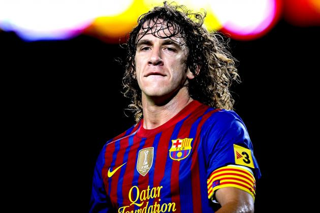 Barcelona Captain Carles Puyol Signs Contract Extension Through 2016