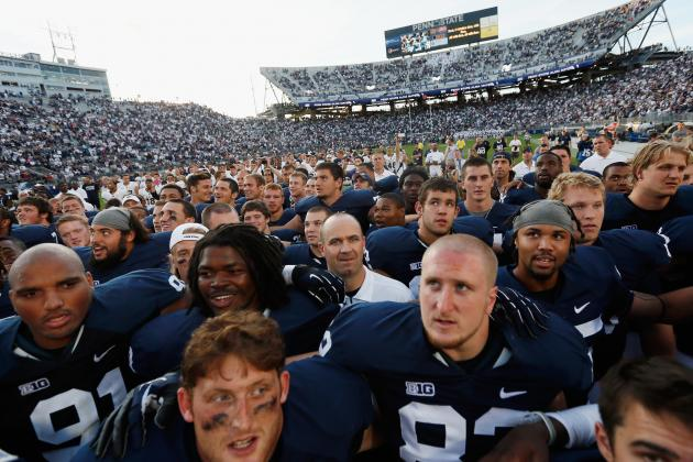 Nittany Lions Finalize Spring Practice Start Date