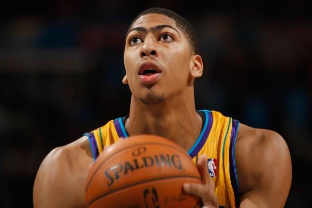 Anthony Davis Injury: Updates on Hornets Rookie's Ankle