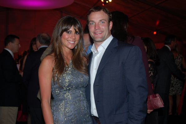 Wes Welker's Wife Anna Burns Trashes Ravens' Ray Lewis on Facebook