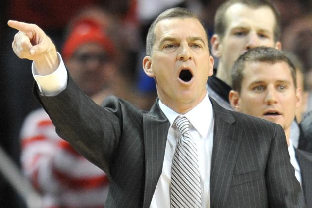 Mark Turgeon Expects Another Lineup Change for Terps vs. BC