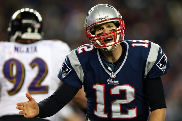 How Tom Brady's Costly Interceptions Will Actually Help Improve His Legacy