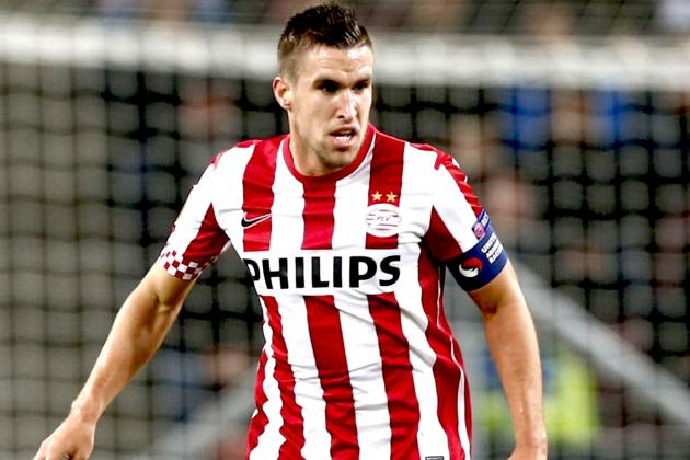 Why Kevin Strootman Would Be a Great Tactical Fit for Manchester United