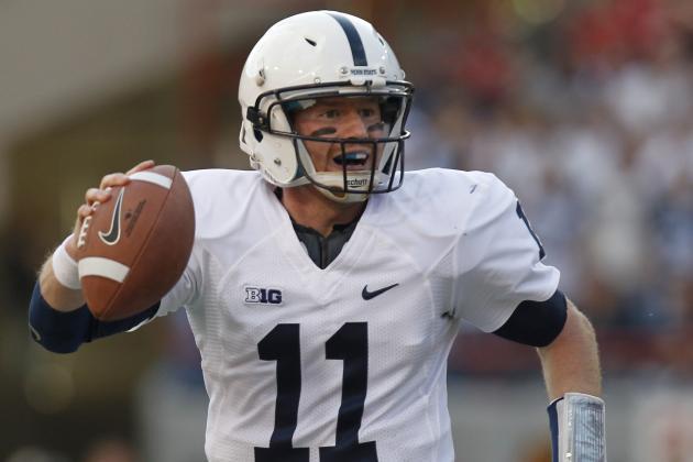 Former Penn State Quarterback Matt McGloin Continues NFL Draft Preparations
