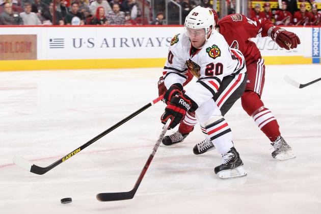 Carcillo's Injury Provides Big Opportunity for Saad