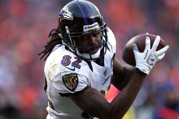 Torrey Smith: Ray Lewis 'Isn't the Only Guy Here'