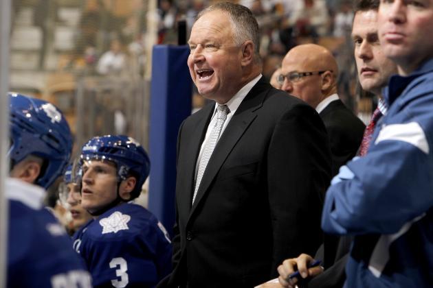 Leafs' Kadri Needs a Little Faceoff Work