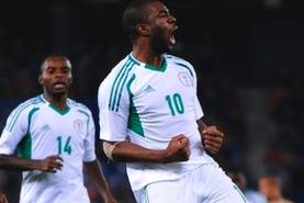 Nigeria 1-1 Burkina Faso