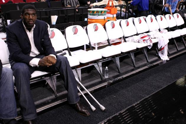 Greg Oden and the Latest Boston Celtics Trade Rumors