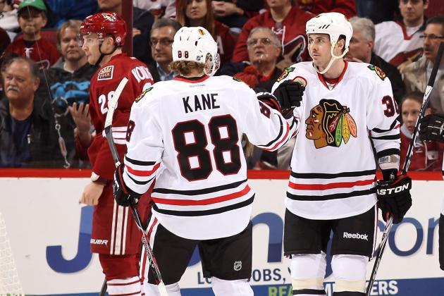 Chicago Blackhawks: Why Bolland, Kane and Toews Need to Be on the Same Line