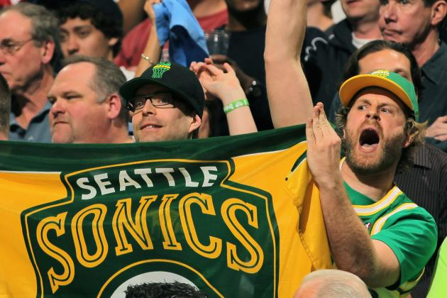Seattle Sonics Fans Face Conflict of Joy and Sadness on Sale of Sacramento Kings