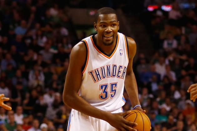 Kevin Durant, Carlos Boozer Named Conference Players of the Week