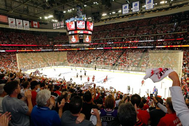 Devils Expect Prudential Center to Be Rocking for Opener with Flyers