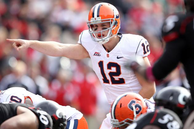 NFL Draft 2013: Senior Bowl Players with Most to Gain from Weigh-In Results
