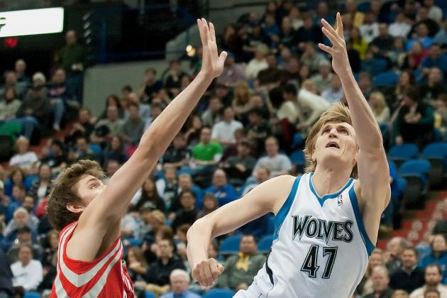 The Book on Andrei Kirilenko