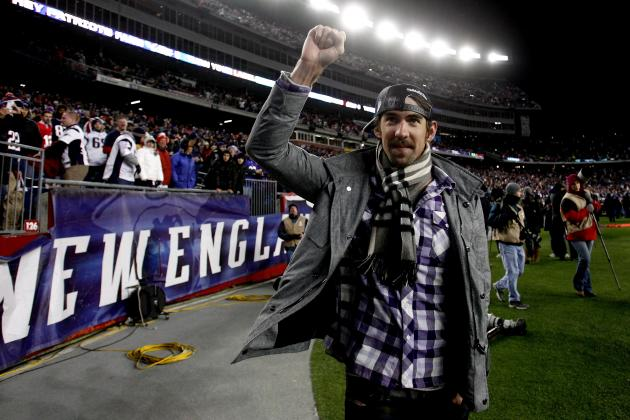 Ray Lewis to Thank for Michael Phelps at 2012 Olympics According to Star Swimmer