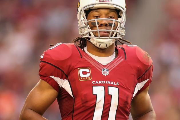 Could Chargers Target Larry Fitzgerald?