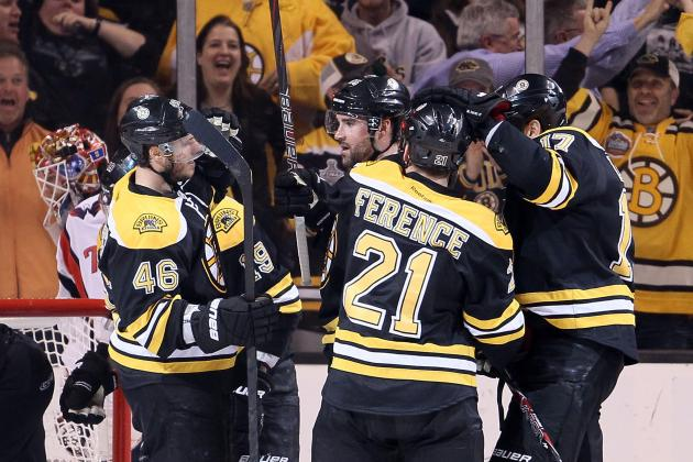 Bruins Improve to 2-0-0 with Shootout Win Over Jets