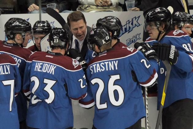 Joe Sacco Wants Avalanche to Be Harder to Play Against