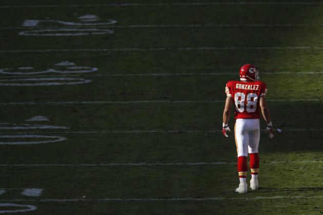 Tony Gonzalez, a Special TE to Chiefs Fans
