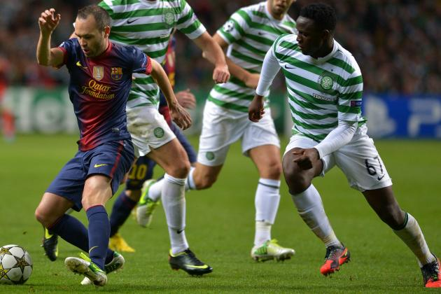 Arsenal Transfer News: Celtic's Victor Wanyama Would Be a Great Fit in Midfield