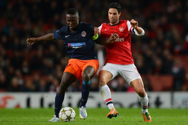 Arsenal Transfer Rumors: Gunners Wise to Make Late Bid on Mapou Yanga-Mbiwa