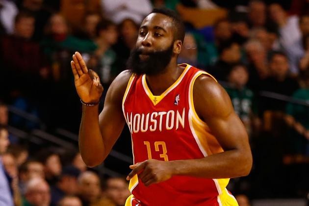 Rockets Beat Bobcats 100-94