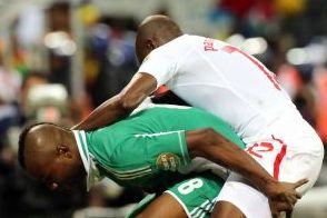 Late Goal Gives Burkina Faso Point Against Nigeria