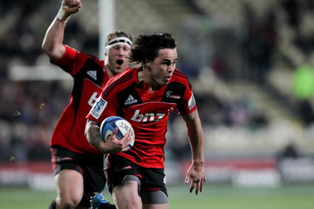 Zac Guildford: Crusaders Winger's Career Hangs in Balance After Another Incident