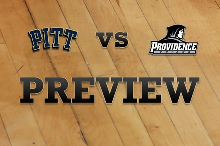 Pittsburgh vs. Providence: Full Game Preview