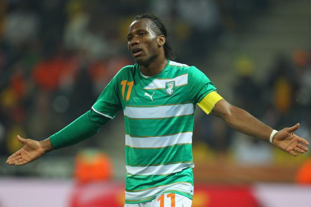 African Cup of Nations 2013: Didier Drogba Will Lead Ivory Coast to Glory