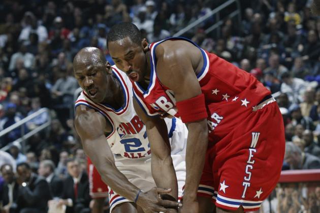 Updated Comparison of Kobe Bryant and Michael Jordan's Career Resumes