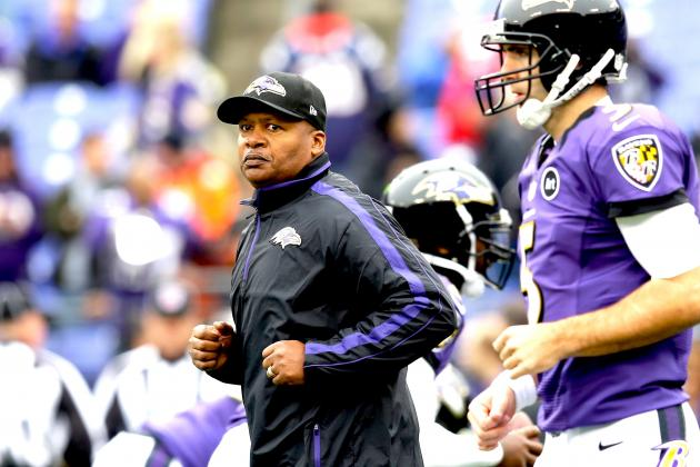Jim Caldwell Will Remain Ravens' Offensive Coordinator Next Season