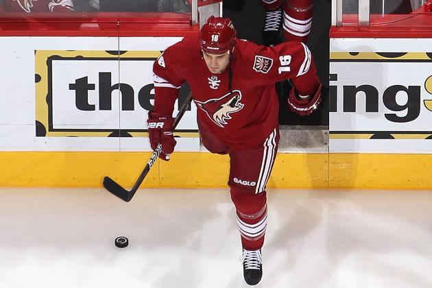 Coyotes Recall Stone from AHL