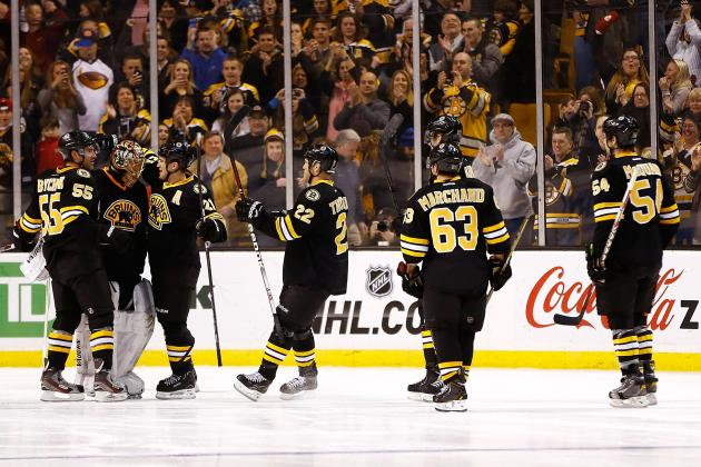 Bruins Down Jets in Shootout:  Win First Two Games of the Season