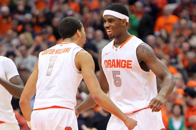 No. 3 Syracuse 57, No. 21 Cincinnati 55