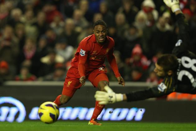 Raheem Sterling: Can Liverpool Wide Forward Emulate Legend John Barnes?
