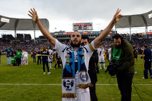 Landon Donovan's Return Makes L.A. Galaxy Favorites to Win MLS Cup