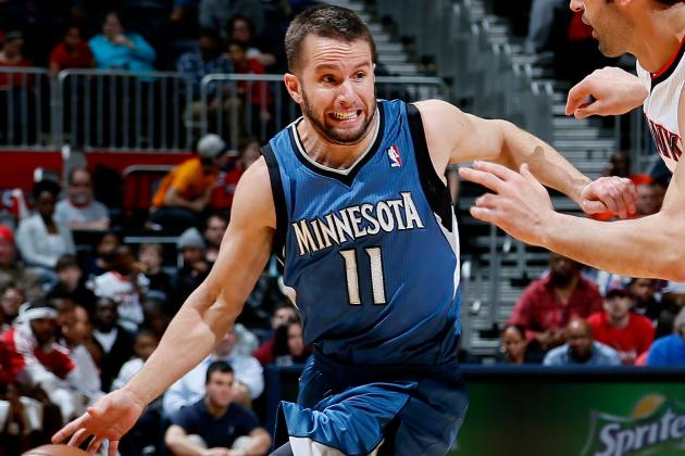 J.J. Barea Fined $5,000 for Second Flop