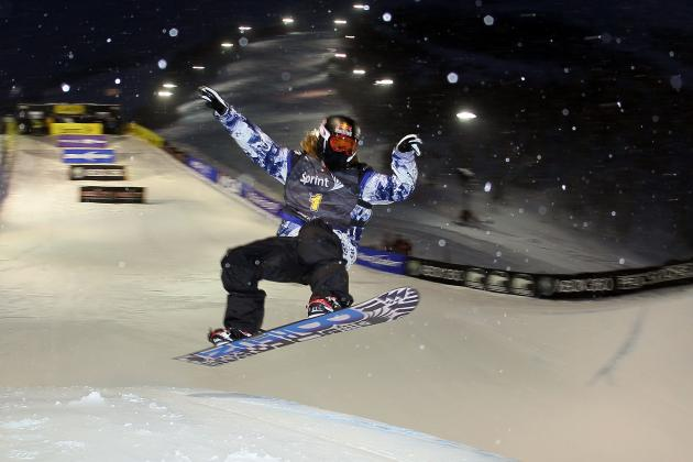 Shaun White: Skipping Skateboarding in 2013 Means Big Things in Snowboarding