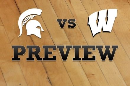Michigan State vs. Wisconsin: Full Game Preview
