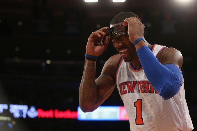 How Far Can Amar'e Stoudemire Bounce Back?