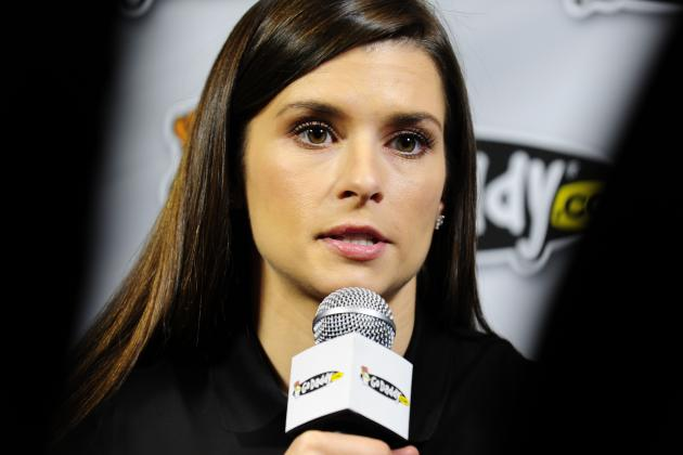 Danica Patrick Divorce: Driver Happy, Says Personal Life Good