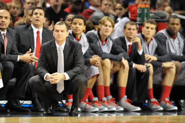 Terps Seek to Reclaim Offensive Mojo: 'It's All Gone Bad at Once'