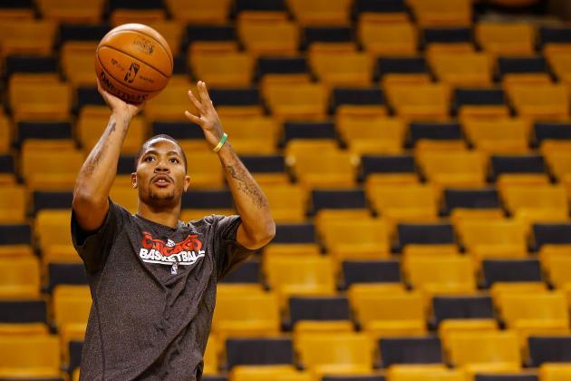 Derrick Rose: Return of Former MVP Will Make Chicago Bulls Contenders in East