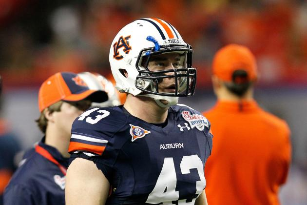 Lutzenkirchen Has Accepted Invitation to NFL Combine