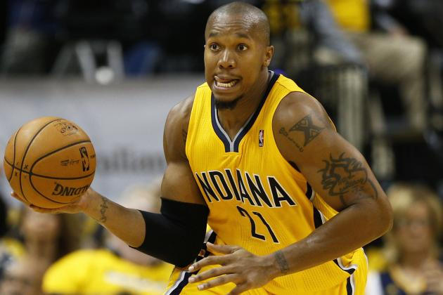 Pacers Will Not Let David West Depart