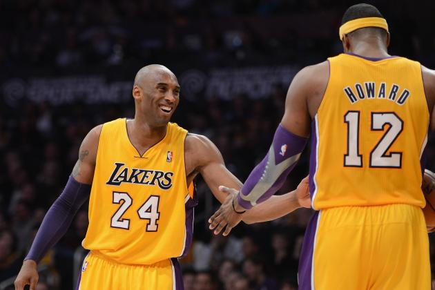 Los Angeles Lakers vs. Chicago Bulls: Live Score, Results and Game Highlights
