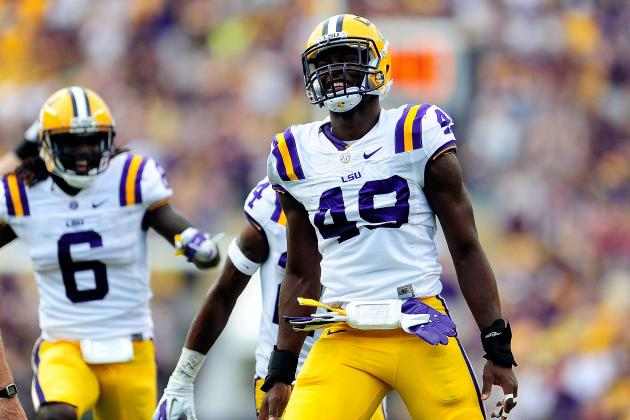 NFL Draft 2013: Teams Who Must Draft Defensive Playmaker in First Round